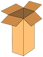 筒式段ボール
